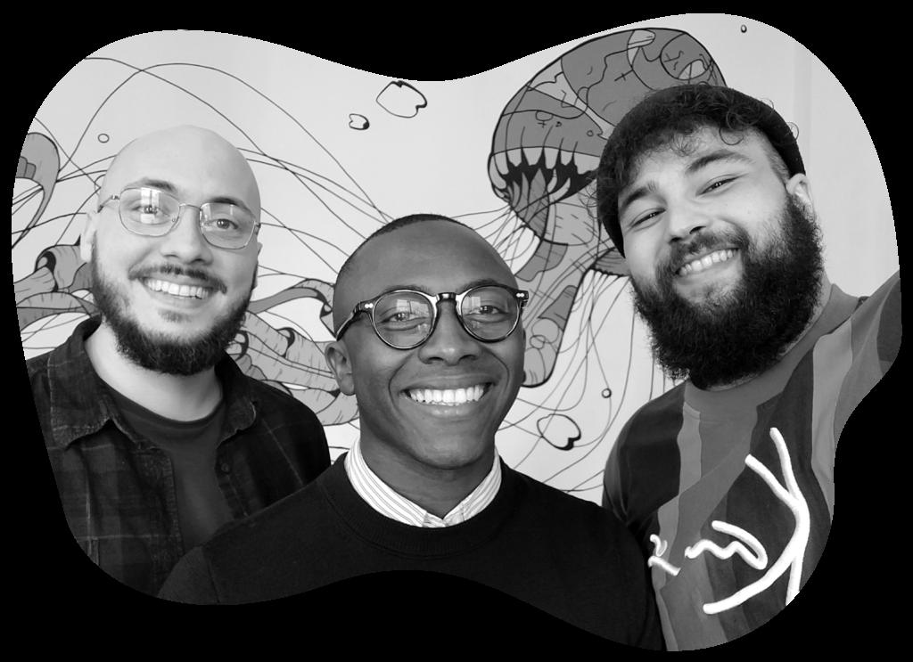 L'équipe de Jellyfish creative studio